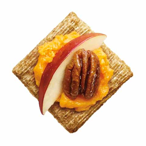 Sweet Potato-Apple Topper Recipe