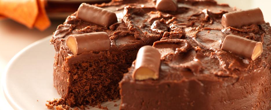 Chocolatey Cadbury Fudge Cake Cadbury