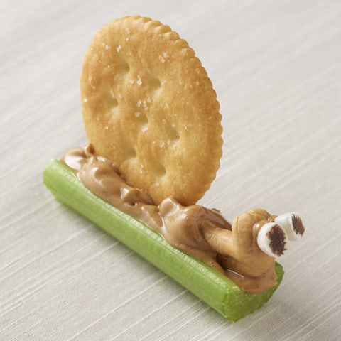 RITZ Celery Snail Recipe