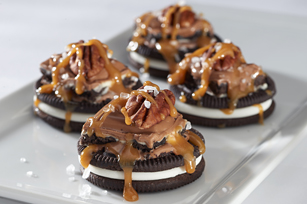 Double-OREO Turtles Recipe