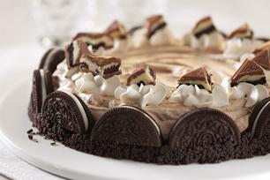 Easy OREO Mousse Torte Recipe
