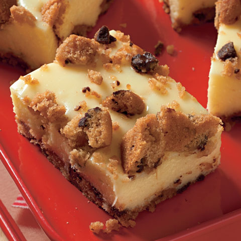 Super-Easy CHIPS AHOY! Cheesecake Bars Recipe