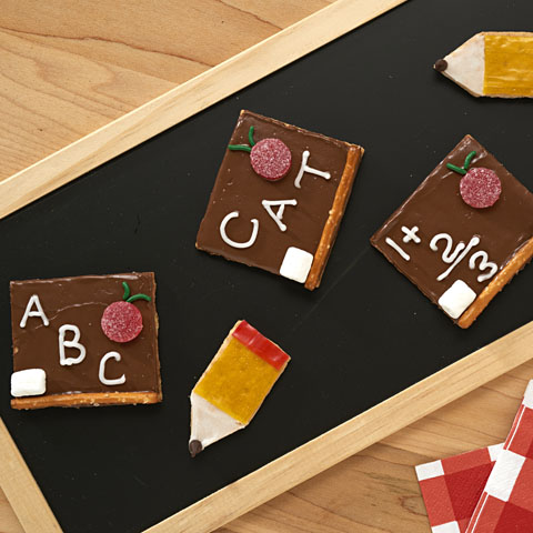 Graham Chalkboard Squares Recipe