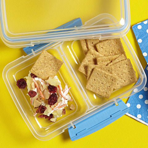 On-the-Go Fruit 'n Cheese Dippers Recipe