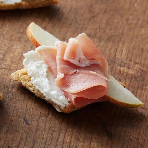 Fruity Prosciutto Bites Recipe