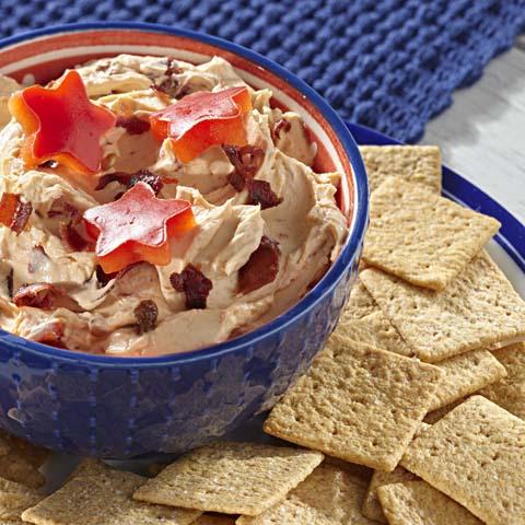 Chipotle-Bacon Dip Recipe