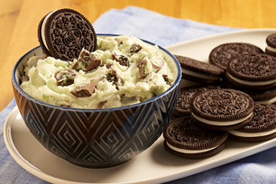 OREO Mint Chocolate Dip Recipe