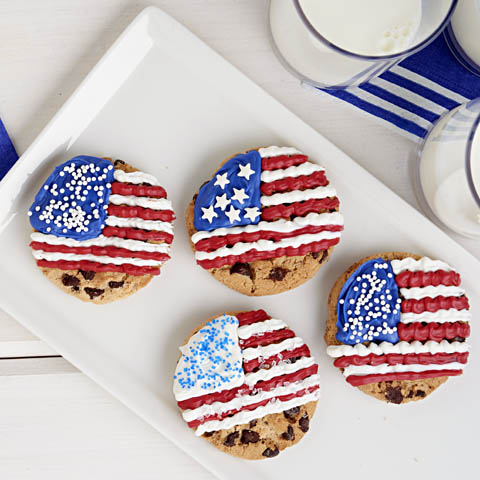 Stars & Stripes CHIPS AHOY! Cookies Recipe