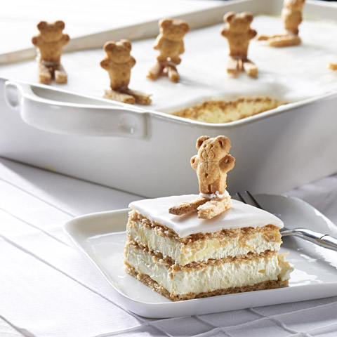 Lemon Lush Eclair Bars Recipe