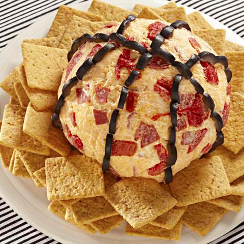 "Cheese Ball ""In-the-Net"" Recipe"