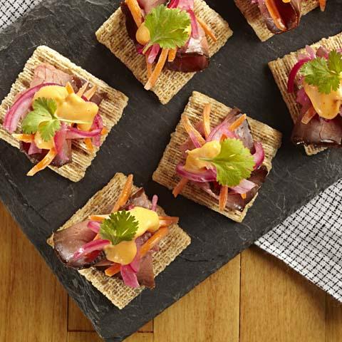 Bánh Mì Toppers Recipe