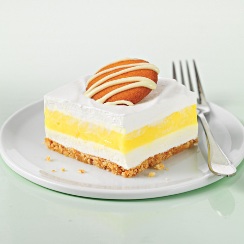 Double-Lemon Striped Delight Recipe