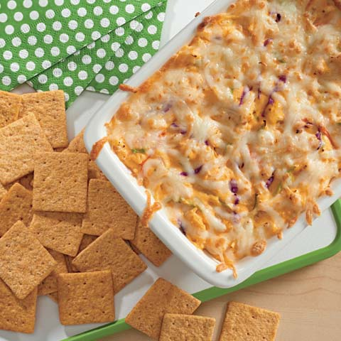 Eat-Your-Veggies Buffalo Dip Recipe