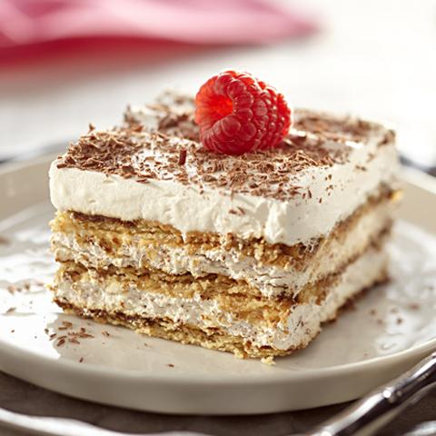 """Tiramisu """"Cake"""" Recipe"""