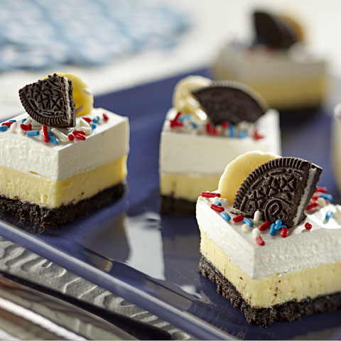 OREO Banana Cream Squares Recipe