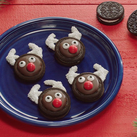 OREO Reindeer Recipe