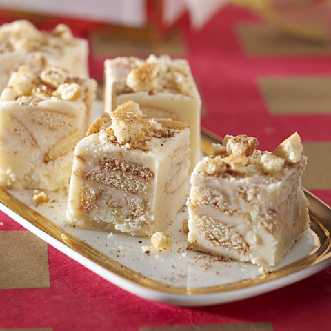 "NILLA ""Eggnog"" Fudge Recipe"