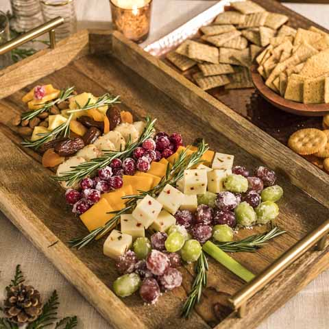 Holiday Cheese Board Recipe