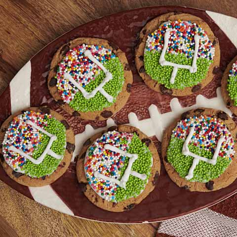 CHIPS AHOY! Goalpost Cookies Recipe
