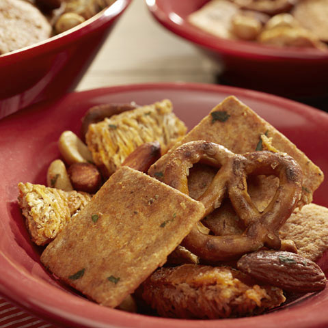 Buffalo Snack Mix Recipe