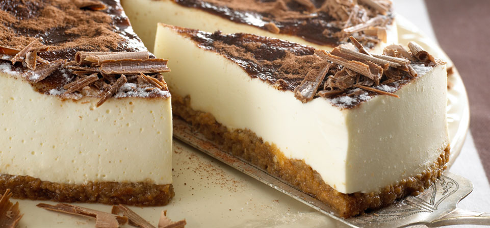 philadelphia recette cheesecake au tiramisu. Black Bedroom Furniture Sets. Home Design Ideas
