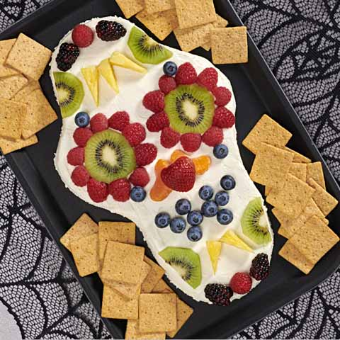 Fruity Skeleton Dip Recipe