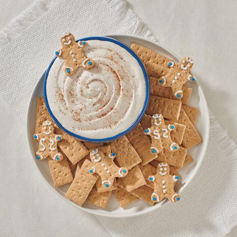 """Gingerbread """"S'more"""" Dip Recipe"""