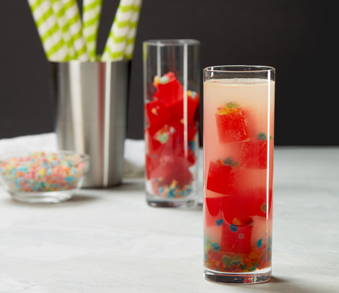 Lemon Fizz made with SOUR PATCH KIDS Recipe