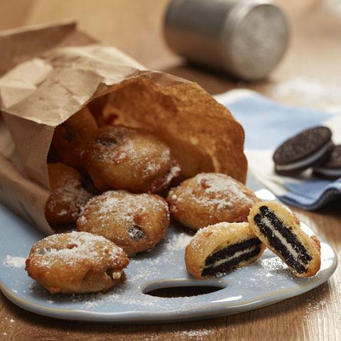 "OREO ""Doughnuts"" Recipe"