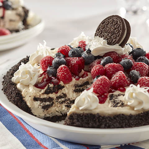 All-American OREO Coconut Cream Pie Recipe