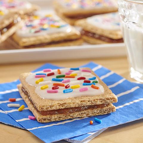 "HONEY MAID Graham ""Toaster"" Squares Recipe"
