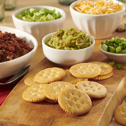 RITZ Taco Tuesday Dip Recipe