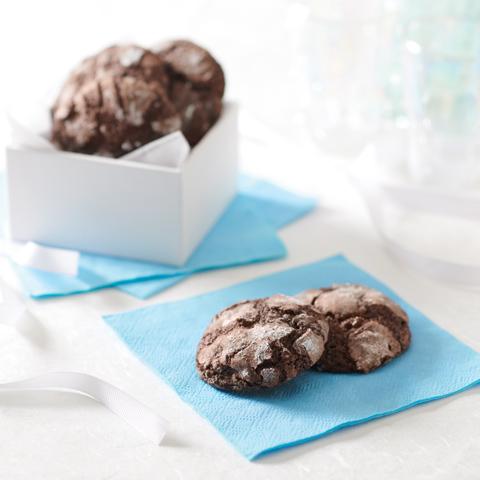 OREO Crinkle Cookies Recipe