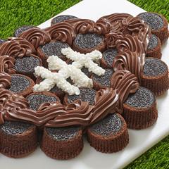 OREO Football Cake Recipe