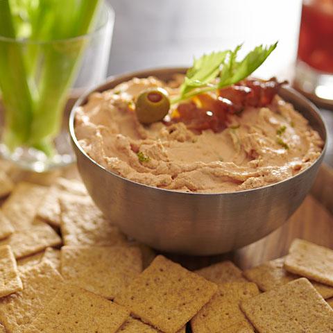 Bloody Mary Horseradish Dip Recipe