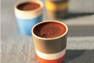 Three Pots de Creme