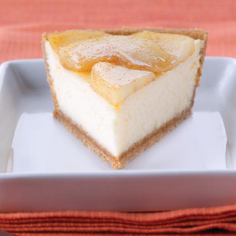 Easy Apple Cinnamon Cheesecake Recipe