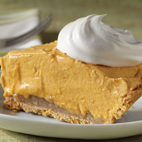 Praline Pumpkin Pie Recipe