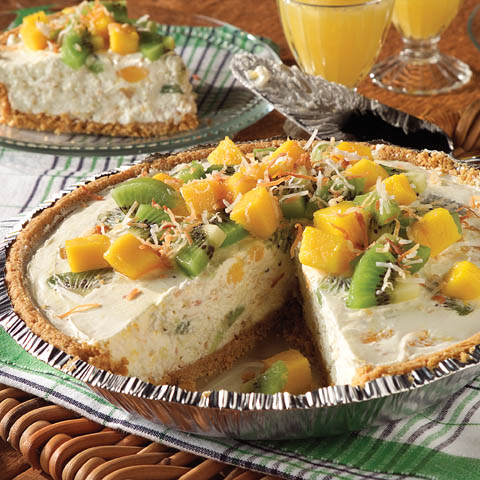 Tropical Cheesecake Recipe