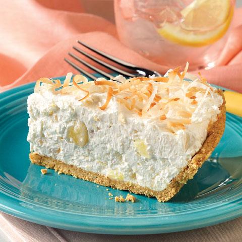 Tropical Dream Pie Recipe