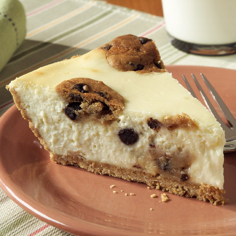 Easy Cookie Dough Cheesecake Recipe