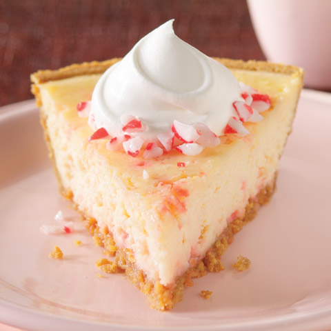 Easy Peppermint Cheesecake Recipe