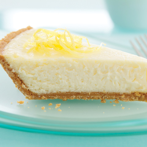 Easy Luscious Lemon Cheesecake Recipe