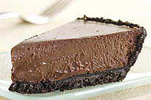Chocolate Cloud Pie Recipe