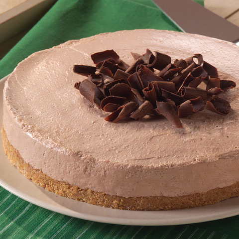 Festive Irish Cream Cheesecake Recipe