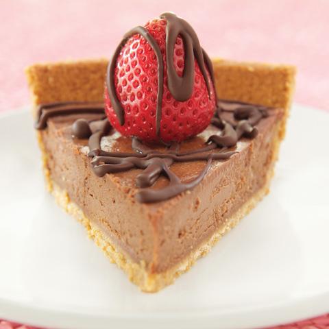 Drizzle Berry Pie Recipe
