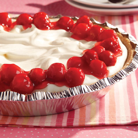 Fruit-Topped Cheese Pie Recipe