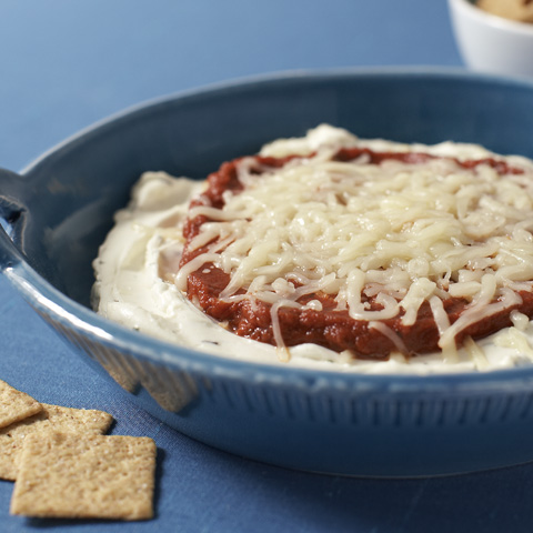 Baked Pizza Dip Recipe