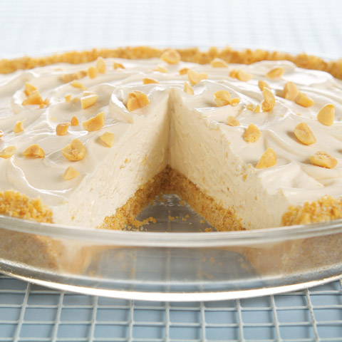 Crunchy Crust Peanut Pie Recipe