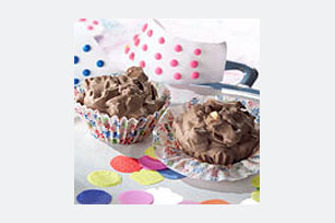 Frozen Chocolate Graham Delights Recipe
